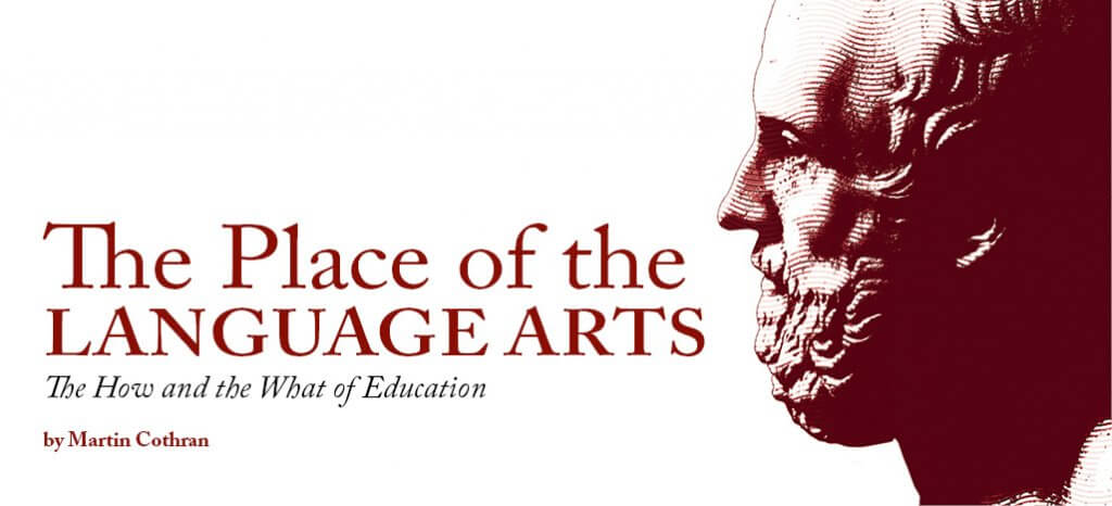 place of the language arts