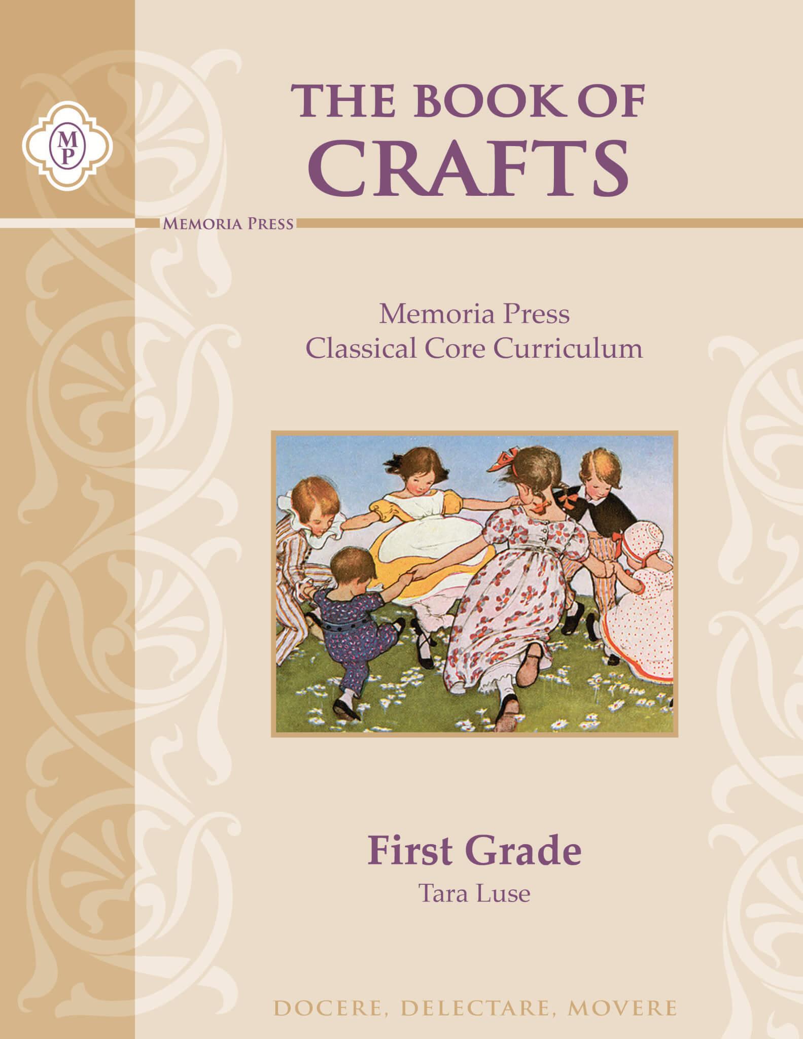 Book of Crafts, First Grade