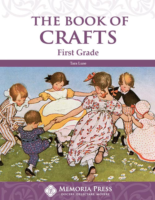 The Book Of Crafts First Grade