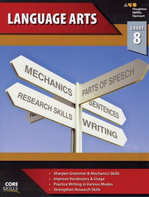 Core Skills Language Arts 8