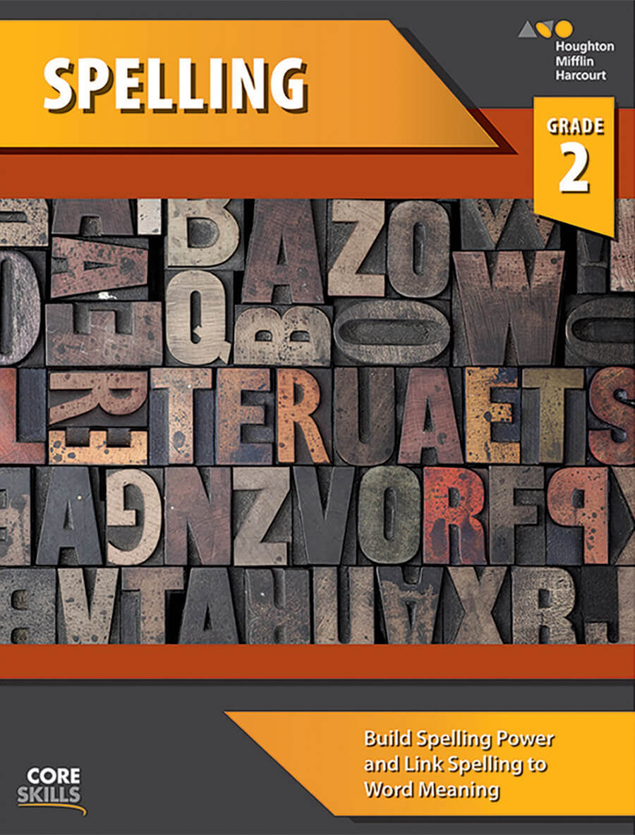 Core Skills Spelling 2