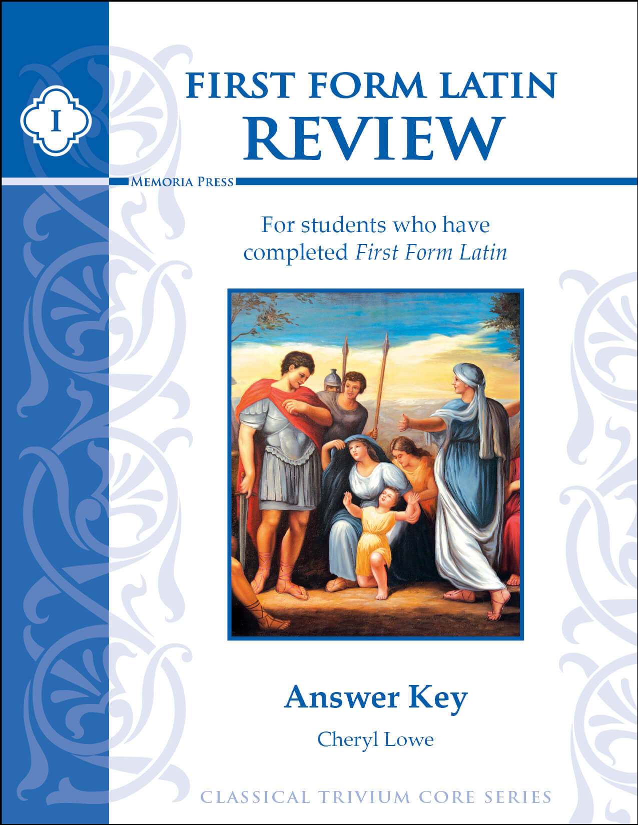 First Form Latin Review Answer Key