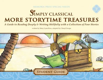 Simply Classical More Storytime Treasures Student