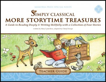 Simply Classical More Storytime Treasures Teacher Guide