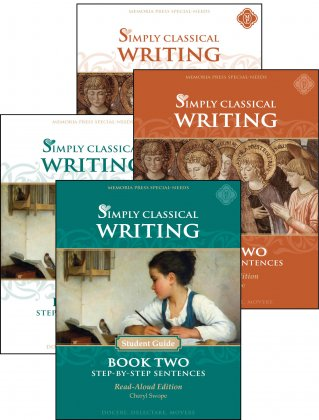 Simply Classical Writing Book Two