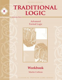 Traditional logic ii complete set memoria press for Tradition logis 38