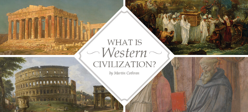 an analysis of western civilization in todays modern world Greek contributions to the modern world today some medical students and doctors in modern day western civilization athletes compete in.