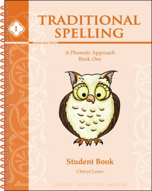 Traditional Spelling Book I Student Book