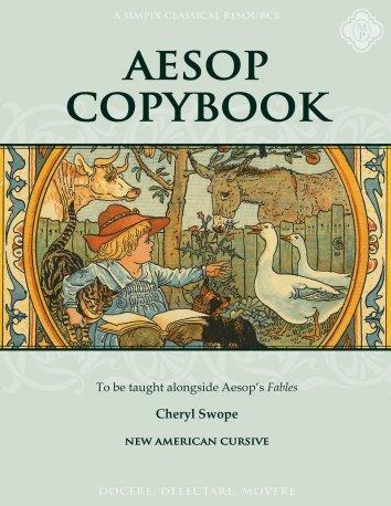 Aesop Copybook Cover