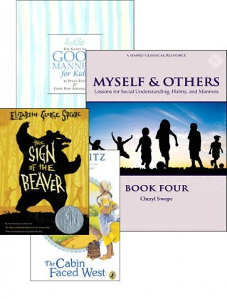 Myself & Others Book Four Core