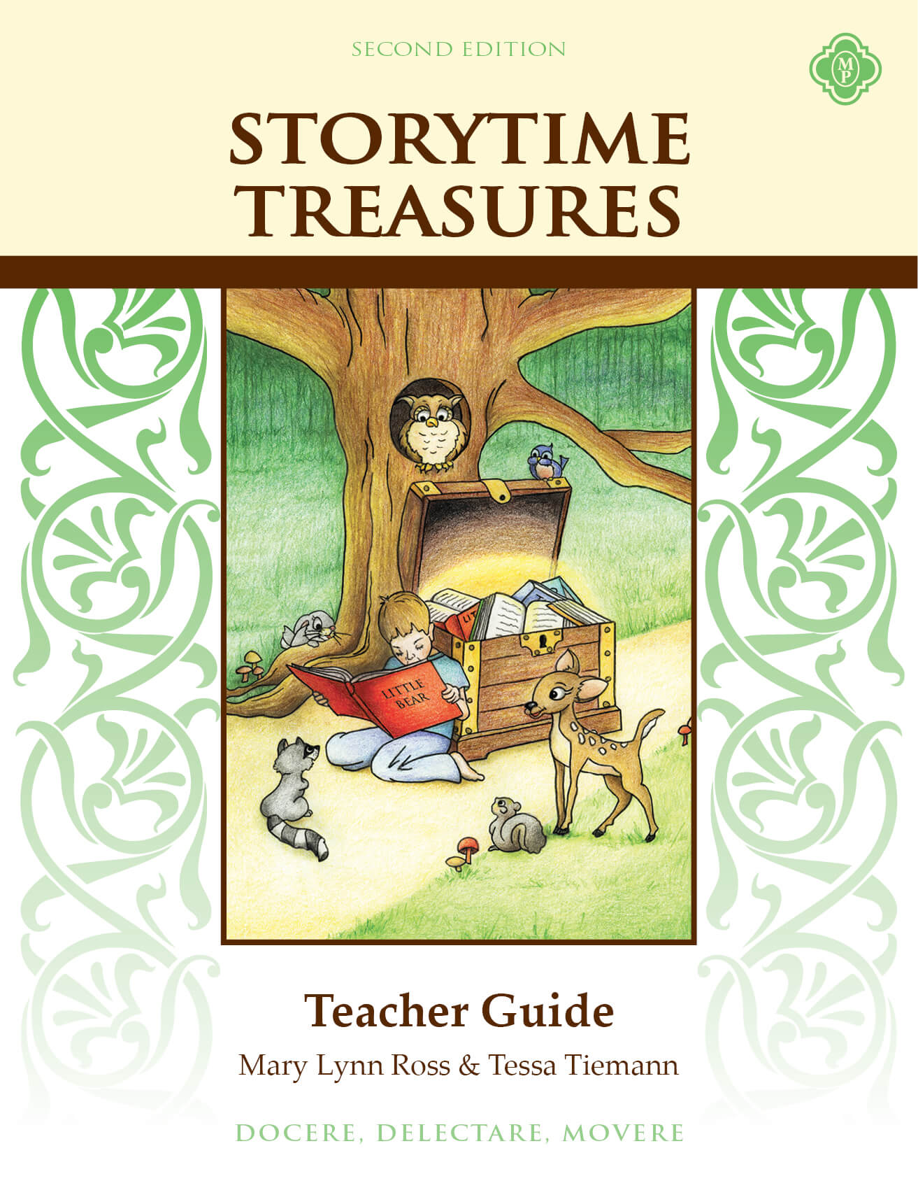 StoryTime Treasures Teacher Guide