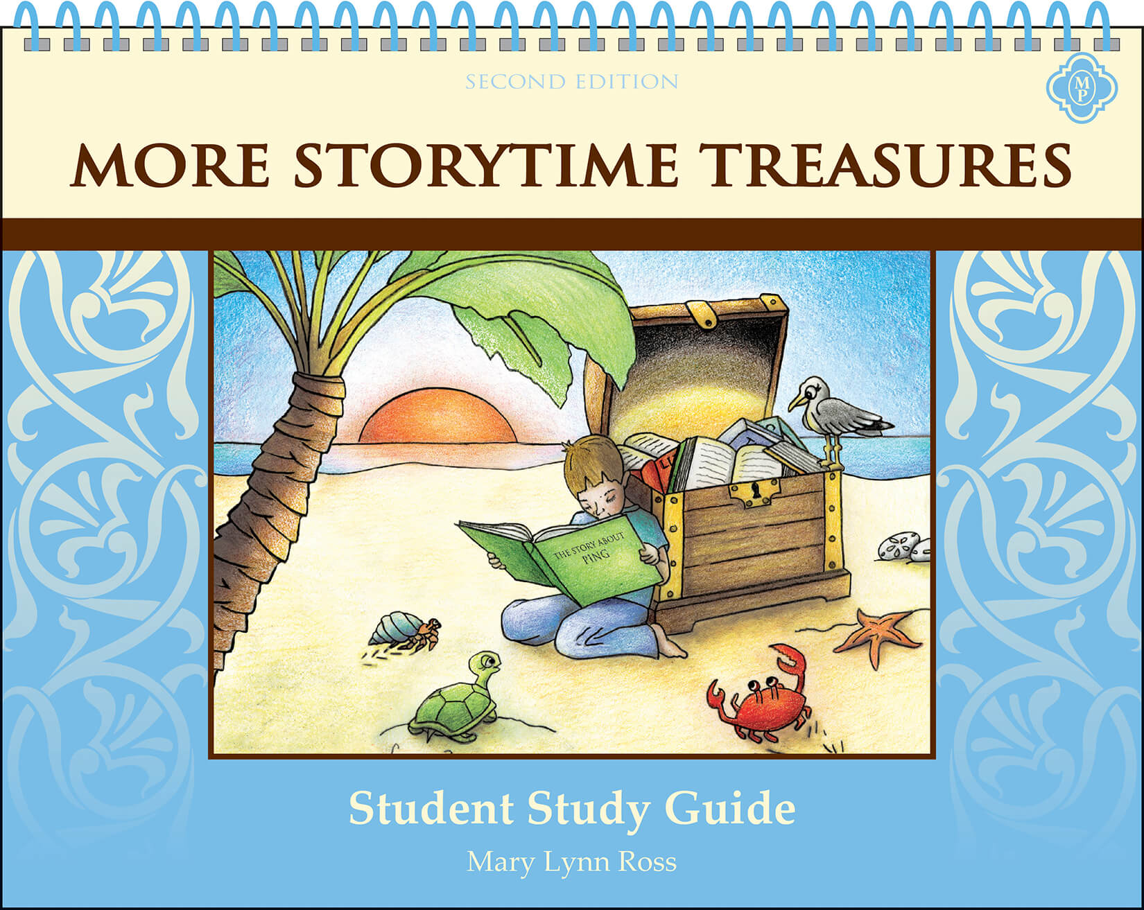 More Storytime Treasures Student (2nd ed)