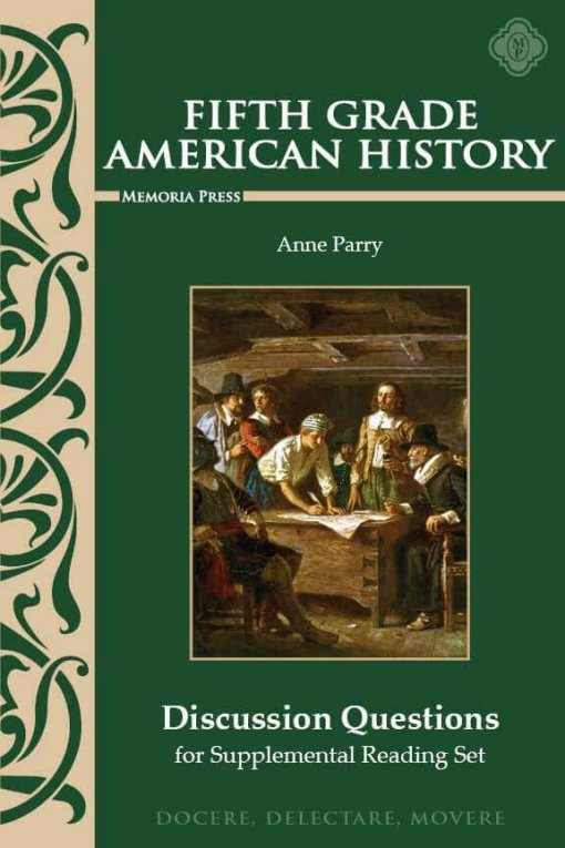 Fifth Grade American History Discussion Questions