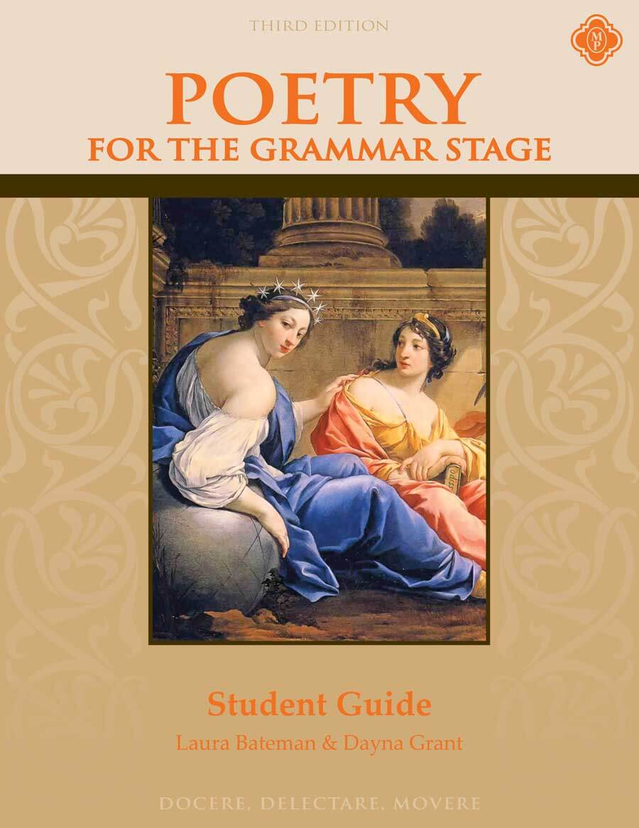 Poetry for the Grammar Stage Student Guide