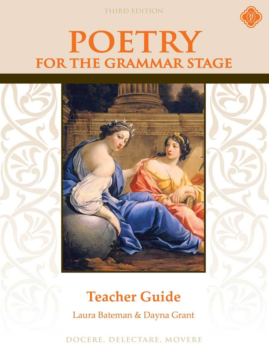 Poetry for the Grammar Stage Teacher