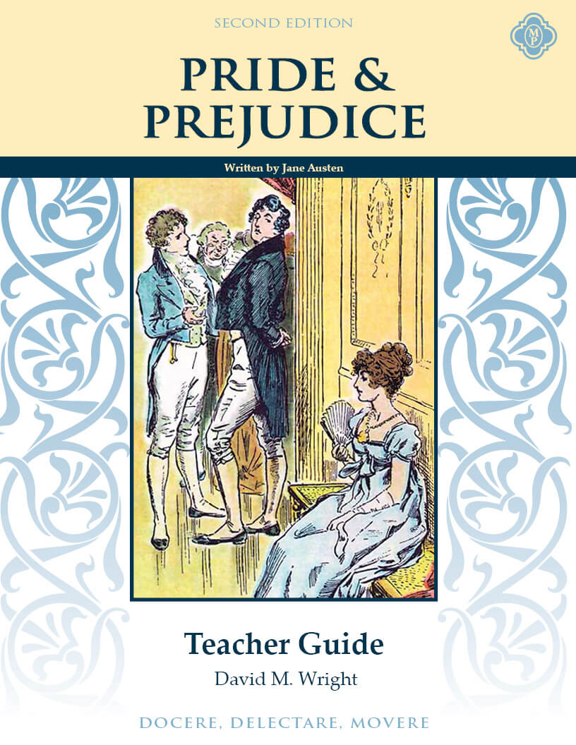 pride & Prejudice Teacher Guide, Second Edition