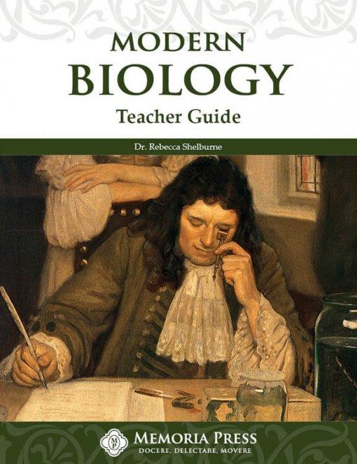 Modern Biology Teacher Guide