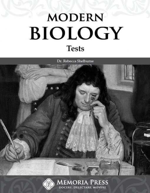Modern Biology Tests
