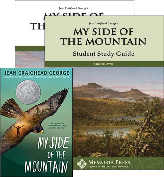 My side of the mountain student study guide | memoria press.