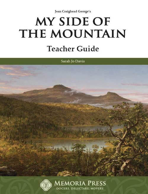 My side of the mountain | progeny press literature curriculum.