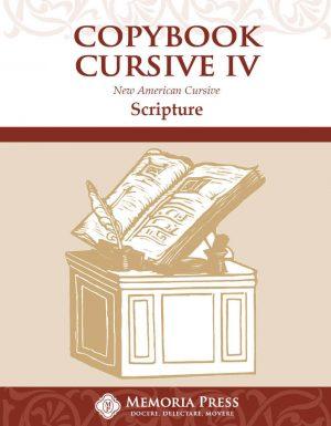 Copybook Cursive IV
