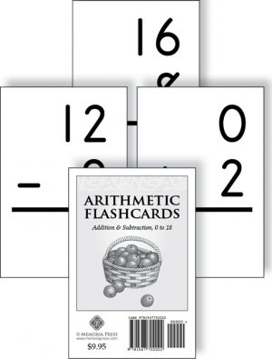 Arithmetic Flashcards