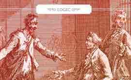 Logic Is Not Math