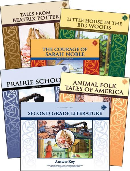 2nd Grade Literature Guide Set