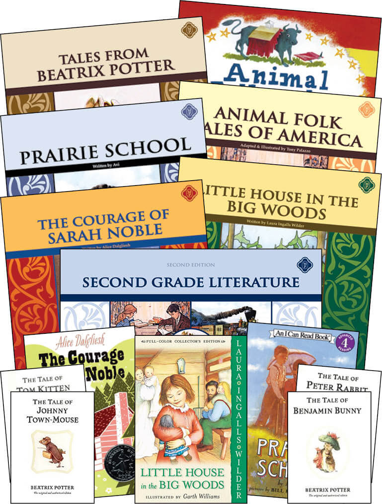 classical christian curriculum literature for the younger grades