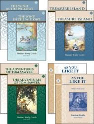 8th Grade Literature Guide Set