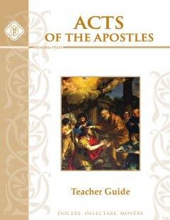 Acts of the Apostles Teacher Guide