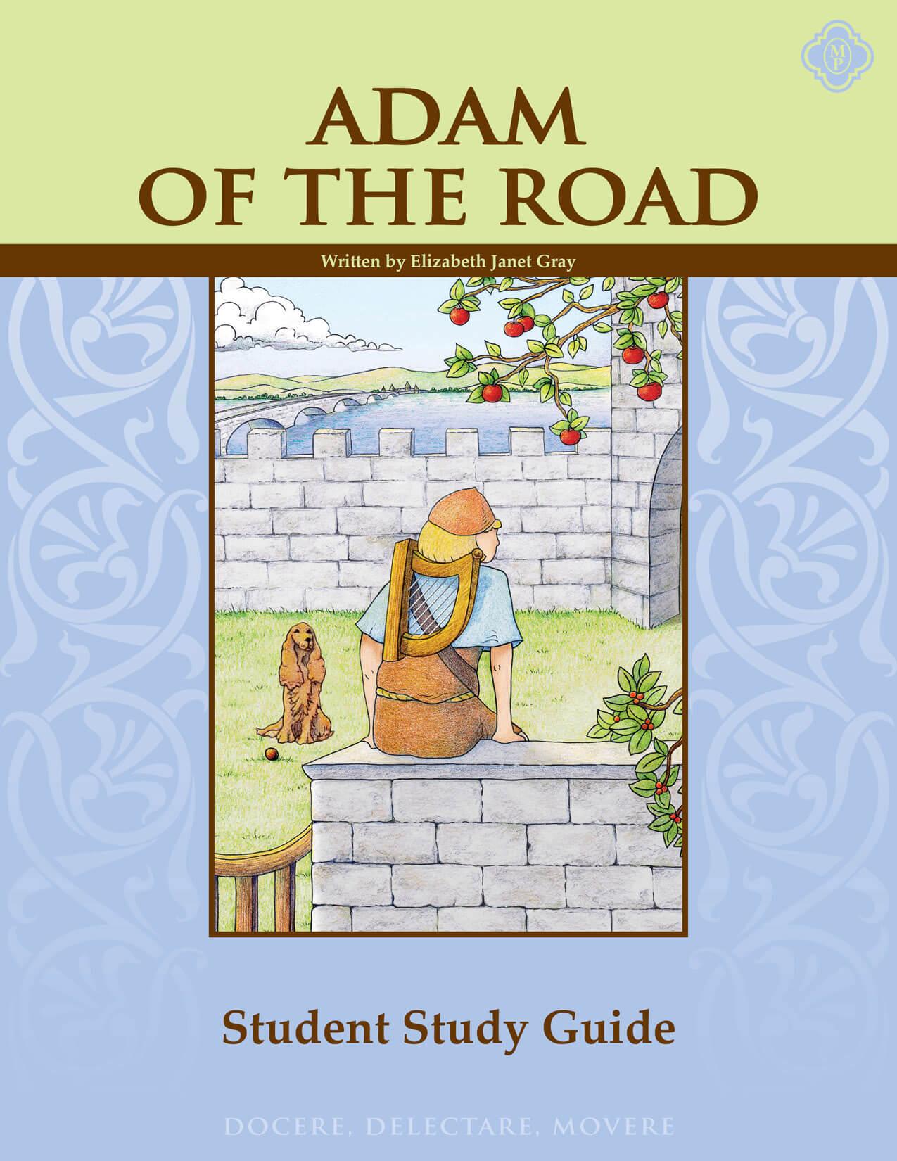 Adam of The Road - Novel Studies