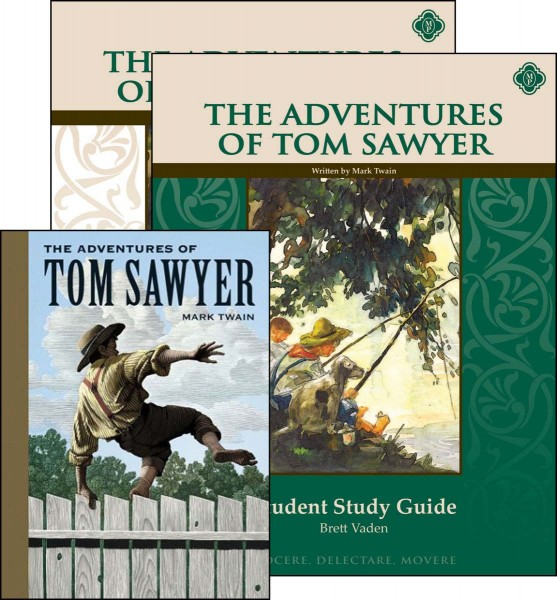 The Adventures of Tom Sawyer Set