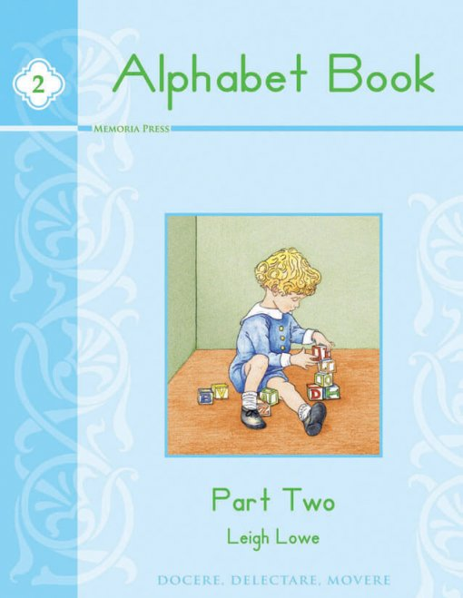 Alphabet Book Part Two