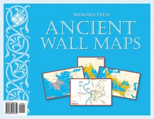 Ancient Civilization Wall Maps