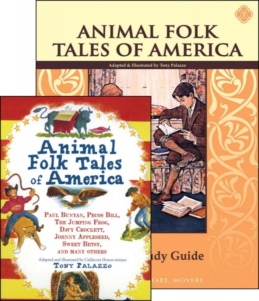 Animal Folk Tales of America Set