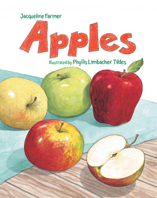 Apples (2nd Grade Science)