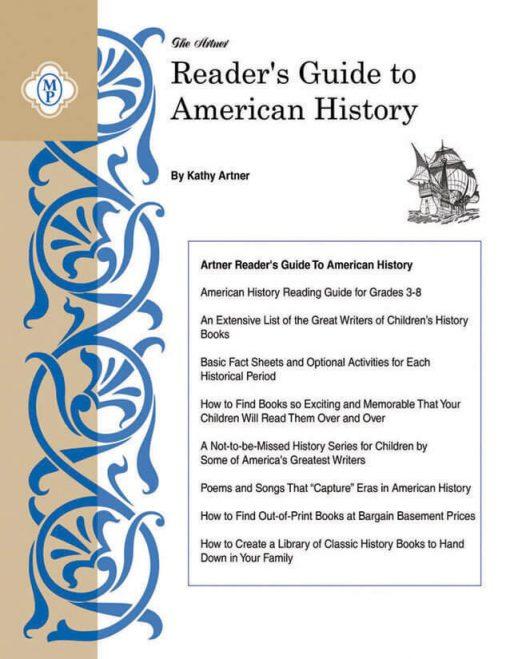 Artner Reader's Guide to American History