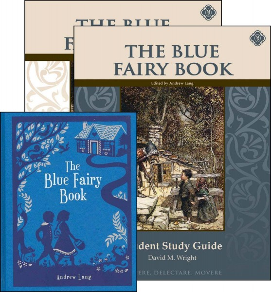 The Blue Fairy Book Set