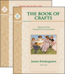 Book of Crafts (Jr. K & K)