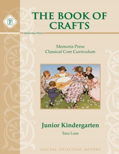 Book of Crafts, Junior Kindergarten