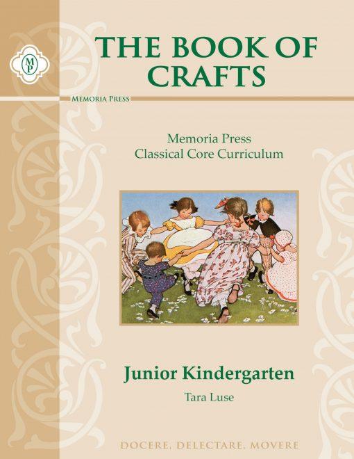 Book of Crafts, Junior Kindergarten