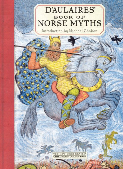 Book-of-Norse-Myths