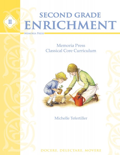 Second Grade Enrichment