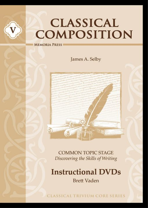 Classical Composition V: Common Topic DVDs