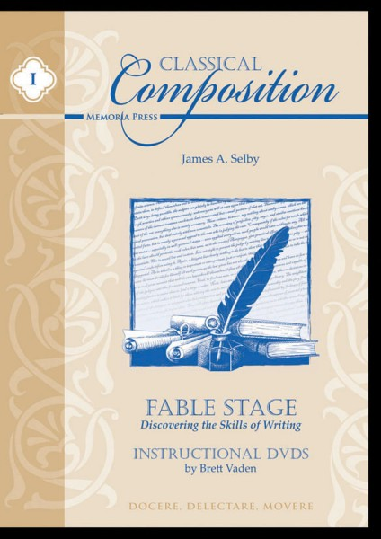 Classical Composition I: Fable DVD