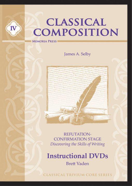 Classical Composition IV: Refutation & Confirmation DVDs