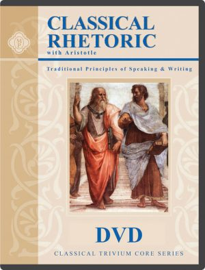 Classical Rhetoric with Aristotle, Instructional DVDs