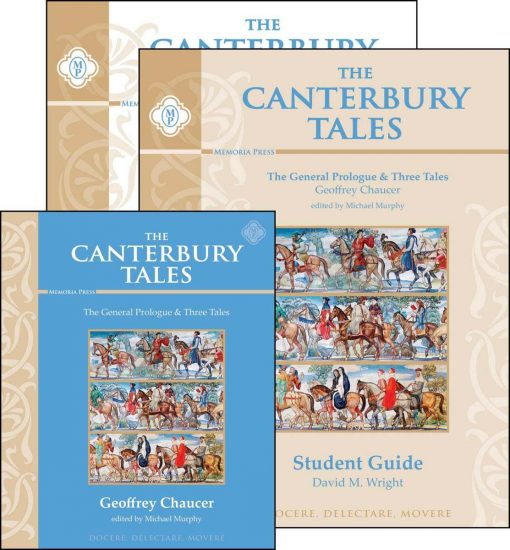 Canterbury Tales Set