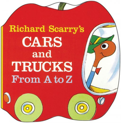Cars and Trucks From A to Z
